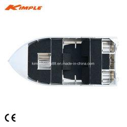 Jager 395m van Kimple de Laars van het Aluminium - 3.95m/13FT met Laars de van Certificatie Ce van Fischer