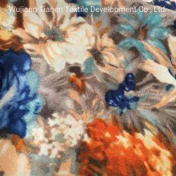 tessuto di stampa del poliestere del tessuto di 100d Koshibo per le donne vestito e camicetta