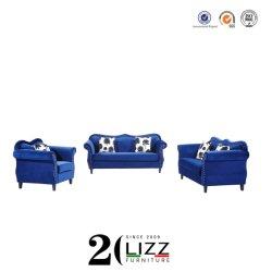 [مودولر هوم] أثاث لازم [إيوروبن] يحنى تصميم مخمل بناء أريكة
