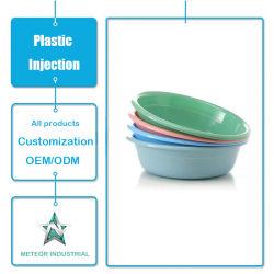 Het aangepaste Plastic Plastic Bassin van de Waren van de Producten van het Huishouden van het Afgietsel van de Injectie Sanitaire