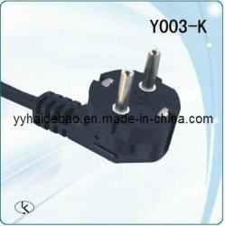 Корея шнур питания Кореи (Y003-K)