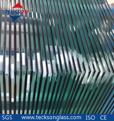 10mm処理された薄板にされた緩和されたFramelessのガラスシャワーのドア/隔壁