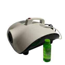 Car Home HospitalのためのセリウムElectric 900W Ozone Disinfection Fog Smoke Machine