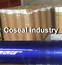최고 명확한 밝은 파란색 PVC 장 및 PVC 필름