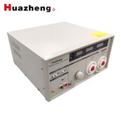 Hv AC Hipot programáveis suportar o testador de isolamento e o Analisador de Segurança Eléctrica