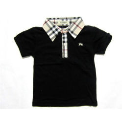 Baby t-overhemd-004 van de Koker van de jongen Korte