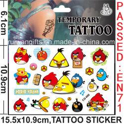 漫画Body Art Tattoo Sticker (cg066)