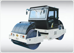 2yj8/10 Two Wheel Static Road Roller