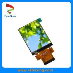 2.8 schermo attivabile al tatto dell'affissione a cristalli liquidi della visualizzazione dell'affissione a cristalli liquidi dei puntini TFT di pollice 240*320 per il piccolo video astuto