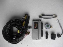 Uso Enghine gasolina para Kit de conversão com Compressor de GNC