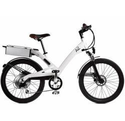 La moda e integrar la bicicleta Bicicleta eléctrica con 500W 8fun moto Scooter Motor sin escobillas silencio