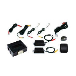 Universal Car Safe Driving Assist System 24GHz Toter Winkel-Erkennung System zum Spurwechsel mit Warnhinweis
