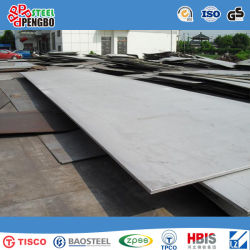 De heldere Oppervlakte walste Staalplaat 304 304L 316 316lstainless koud