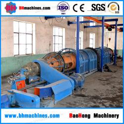 Экономичные и практических автоматическая 400мм трубчатый Strander/алюминиевый провод Stranding механизма
