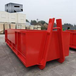 Stapelbare RoRo-containers van aangepast staal Hook Lift Bin