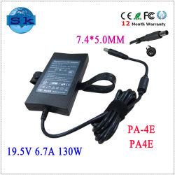 Batterien Chargers für DELL Slim PA-4e 130W 19.5V 6.7A PA-1131-02D2, X9366