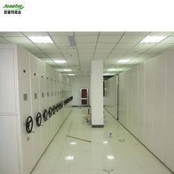 L'enregistrement de l'espace de stockage mobile Compacteur de fichiers en acier inoxydable