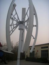 5kw het verticale Systeem van de Generator van de Wind van de As