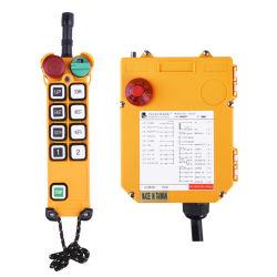 F24-8d Industriële draadloze afstandsbediening voor zender en ontvanger