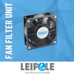 Панель управления системы охлаждения двигателя вентиляции отработавших газов переменного или постоянного тока осевой вентилятор F2e-120S/B