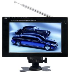 ATSC TV SystemのためのTsvc708A 7 Inch TV