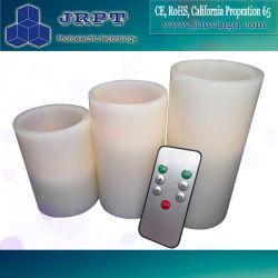LED das luzes de chá conjuntos de oferta Velas de cera a granel