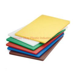 Защитные и долговечные пластиковые разделочные доски из полиэтилена/полиэтилена высокой плотности, кухонные доски