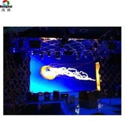 HD P3.91 Indoor Affichage LED mur rideau d'écran pour la vidéo