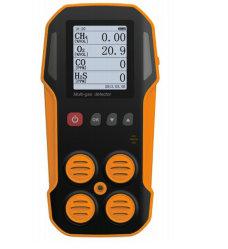 Portable Multi 4 des capteurs des détecteurs de gaz avec UK