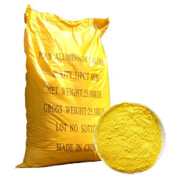 Levering in de fabriek Waterzuivering Chemie PAC Polyaluminium chloride 30%