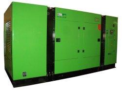 工場出荷時 500 kW/625kVA オープン / 無騒音型水冷式ディーゼル発電機