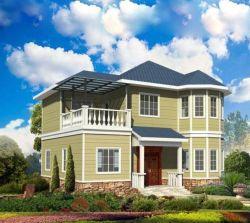 Modulares Fertigluxuxbehälter-Haus-lebende Ausgangslandhaus-Rücksortierung oder Büro