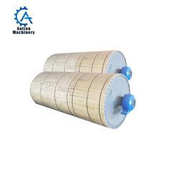 Máquina de Papel Higiénico del cilindro secador de pelo la sección