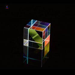 de x-Kubus van de Laser van de Reflector van de Kubus van het Glas van 20*20mm Leeg Stevig Prisma