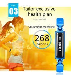 Inferior a USD10.5/HP Smart Dar Meninas Bracelete Jóias Aparência elegante Dom Bracelete inteligente Ver