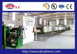 Wire silicone & Cable Extrusion Line Production