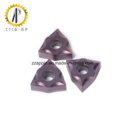 Hartmetall-zementierten drehenausschnitt-Hilfsmittel Hartmetall