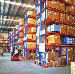Промышленные для тяжелого режима работы склада хранения стальной поддон для установки в стойку