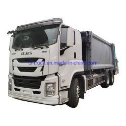 Camion di immondizia del costipatore di Isuzu 6X4 16m3 18m2 20m3 da vendere