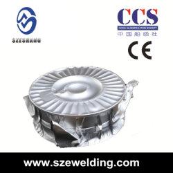 E71t-1/1c Fluxo Hardfacing aço revestido de fio de solda com folha de alumínio fábrica de pacote de Vácuo