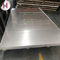 De Plaat van het Roestvrij staal van ASTM A240 TP304 304L 316 316L