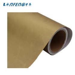 Lanfeng Qz005 Anti-Fingerproof impermeable adhesivo baratos Papel tapiz de la chapa