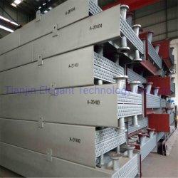 Permutador de calor de ar resfriado aço// Do Resfriador do Ar de aço titânio para instalações petroquímicas da torre de resfriamento