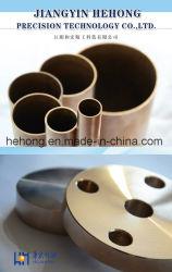 La pression hydrostatique élevée de cuivre, Cuivre-nickel Tuyaux et raccords de tuyauterie, CuNi90/10, CuNi Cupronickel70/30, tube de tuyau