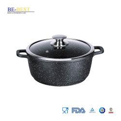 De gietende Pot Cookware van de Braadpan van het Aluminium