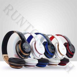 6s無線耳のヘッドバンドのヘッドホーンの賭博FM無線のBluetoothのヘッドセット