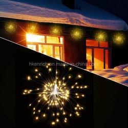 Zweige Starburst Lichter des neue Art-kundenspezifische dekorative warme Weiß-LED für Haus