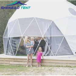 난연성 글램핑 리조트 돔 이벤트 텐트