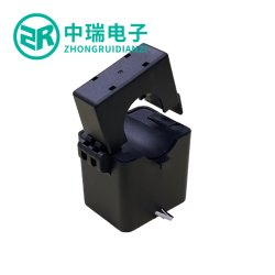 KCT-A24 300A/5A 0,66 kv lage spanning toroïdale split-core stroom CT Voor renovatie Rebuilding Project in Ring Net Cabinet
