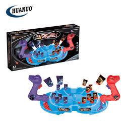 Crianças Interactive brinquedos de plástico de jogo de batalha da placa de filmagem de jogos de mesa